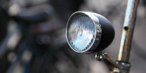 Fahrradlicht tausch beim Fahrrad